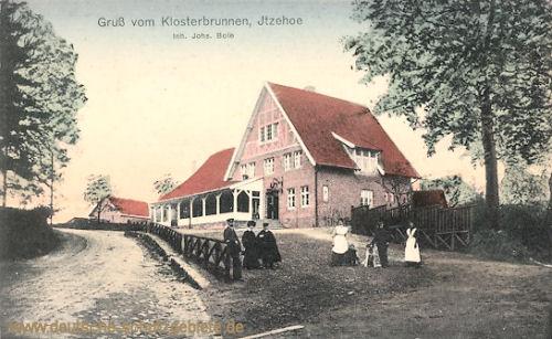 Itzehoe, Klosterbrunnen