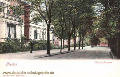Itzehoe, Victoria-Straße
