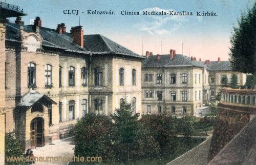 Klausenburg (Kolozsvár - Cluj), Kórházak (Krankenhaus)
