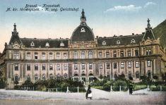 Kronstadt (Brassó - Brașov), Königlich ungarischer Gerichtshof