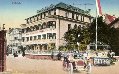 Kufstein, Das neue Hotel Egger