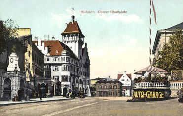 Kufstein, Oberer Stadtplatz