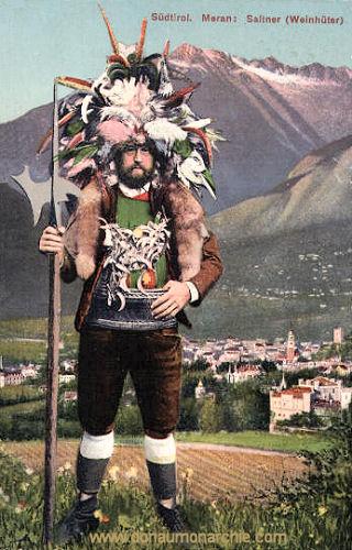 Meran, Saliner (Weinhüter)
