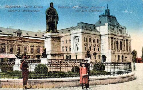 Großwardein (Nagyvárad), Stadthaus