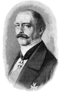 Otto von Bismarck, 1858