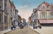 Fünfkirchen (Pécs), Király utca (Königstraße)