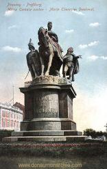 Pressburg (Pozsony, Bratislava), Marie Theresien Denkmal