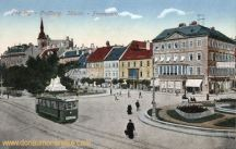 Pressburg (Pozsony, Bratislava), Promenade