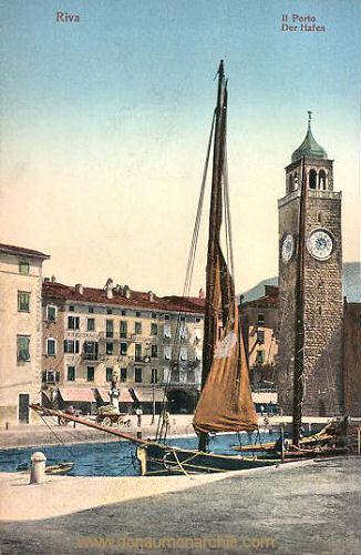Riva, Der Hafen