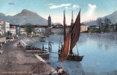 Riva, Stadtansicht