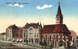 Szegedin (Szeged), Reformatus templom