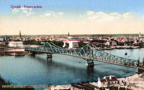 Neusatz (Ujvidék - Novi Sad), Peterwardein