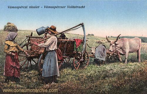 Vámospércser Volkstracht