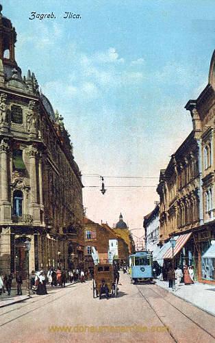 Agram (Zagreb), Ilica
