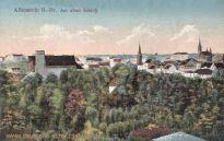 Allenstein O.-Pr., Am alten Schloss