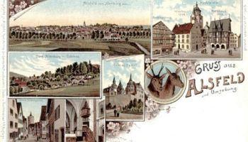 Alsfeld und Umgebung