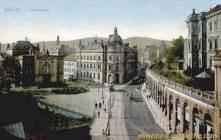 Bielitz, Theaterplatz