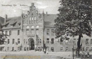 Braunsberg, Kreishaus
