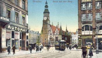 Breslau, Blick auf den Ring