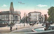 Breslau, Königsplatz