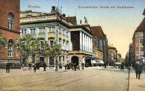 Breslau, Schweidnitzer Straße