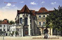 Brieg, Piastenschloss