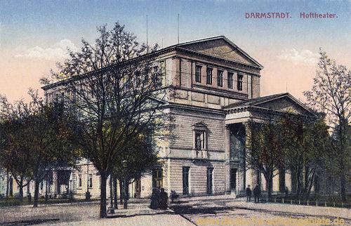 Darmstadt, Hoftheater