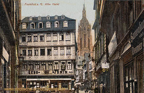Frankfurt a. M., Alter Markt