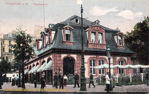Frankfurt a. M., Hauptwache