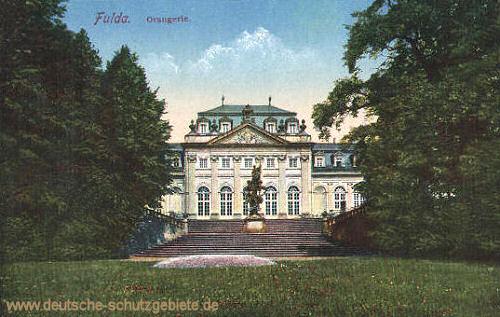 Fulda, Orangerie