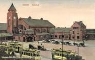 Giessen, Bahnhof
