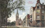 Giessen, Johannisstraße mit Johanniskirche