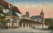 Gießen, Marktlauben
