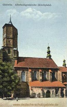 Gleiwitz, Allerheiligenkirche