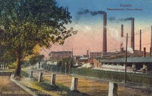 Gleiwitz, Oberschlesische Chamottfabrik