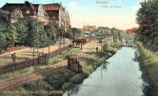 Gleiwitz, Partie am Kanal
