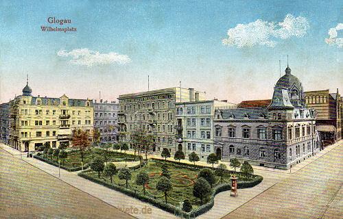 Glogau, Wilhelmsplatz