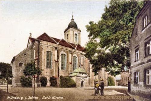 Grünberg, Katholische Kirche