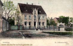Grünberg, St. Johannes-Stift