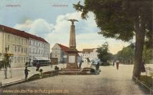 Gumbinnen, Promenade