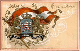 Gott, Ehre, Vaterland - Gruß aus Hessen
