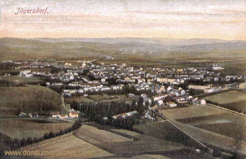Jägerndorf, Stadtansicht