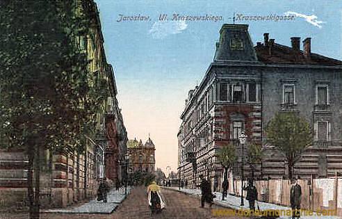 Jaroslaw, Kraszewskigasse