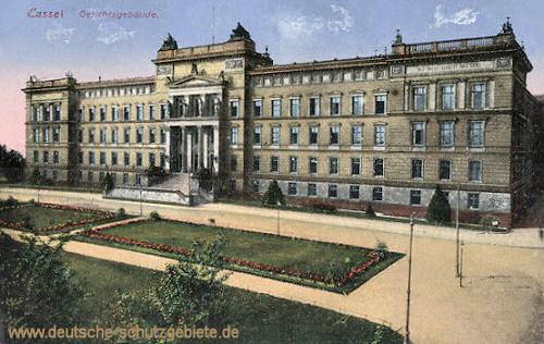 Kassel, Gerichtsgebäude