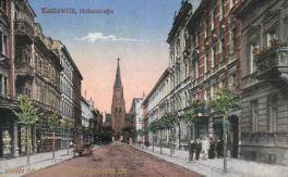 Kattowitz, Holzestraße