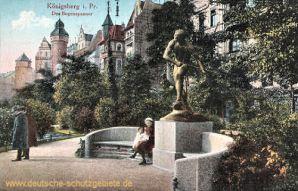 Königsberg i. Pr., Der Bogenspanner