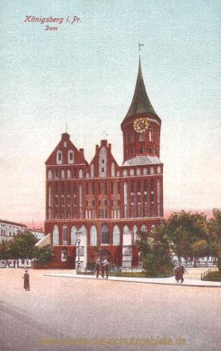 Königsberg i. Pr., Dom
