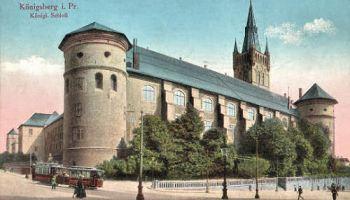 Königsberg i. Pr., Königliches Schloss