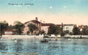 Königsberg i. Pr., Stadthalle