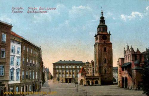 Krakau, Rathausturm